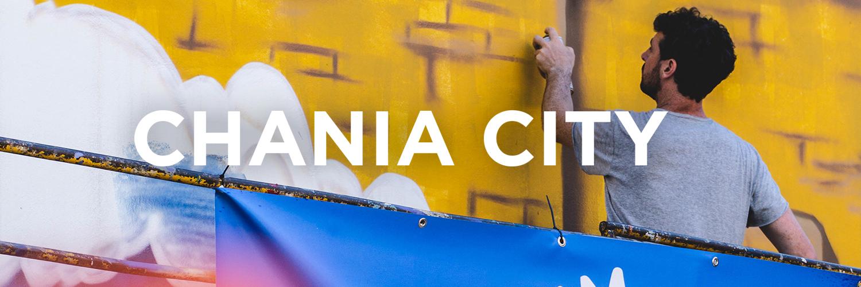 Chania City - Cover